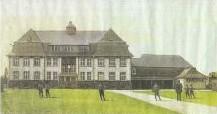 Schule im Jahr 1911